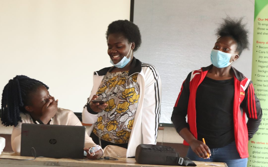 Rising Activist Fights for Equal Access to STEM Education for Disabled Girls in Kenya